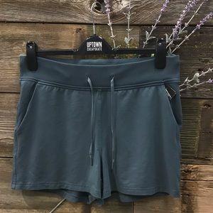 Lululemon soft knit shorts